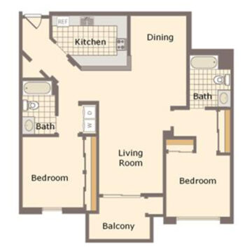 305 floor plan