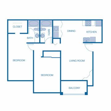 2104 floor plan