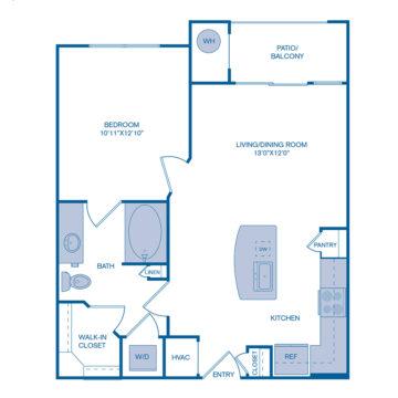 220 floor plan