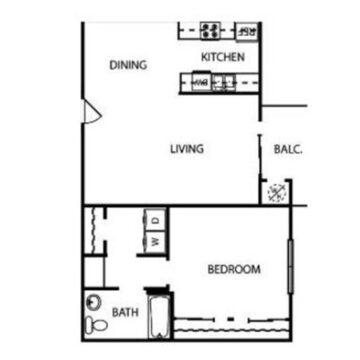 313 floor plan