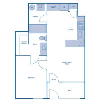 Z-103 floor plan