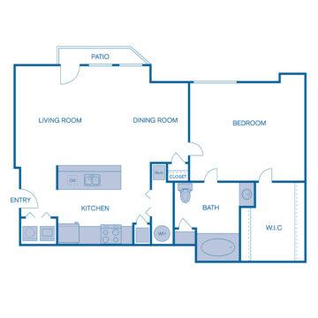 02-E93 floor plan
