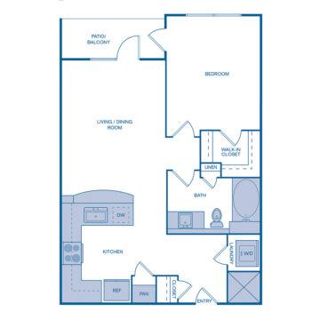 129 floor plan