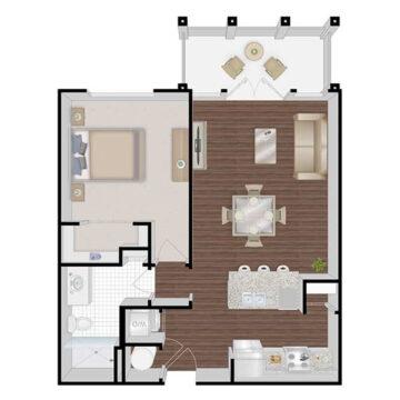 116-203 floor plan