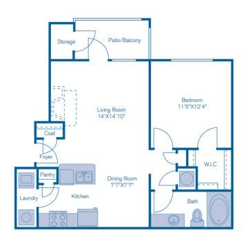 33323 floor plan