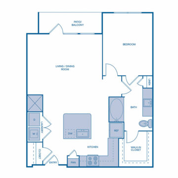 167 floor plan