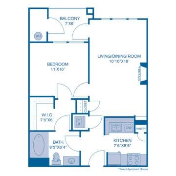 01-111 floor plan
