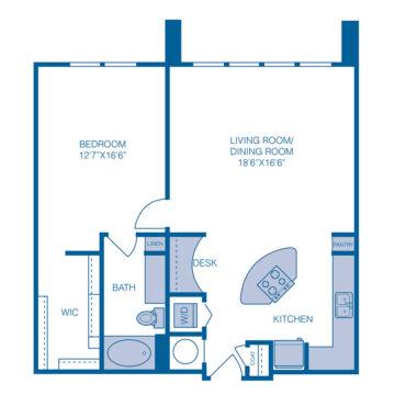 01-450 floor plan