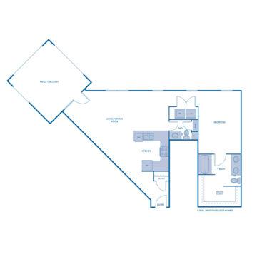 E-0304 floor plan