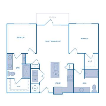 1155 floor plan