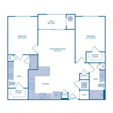 218 floor plan