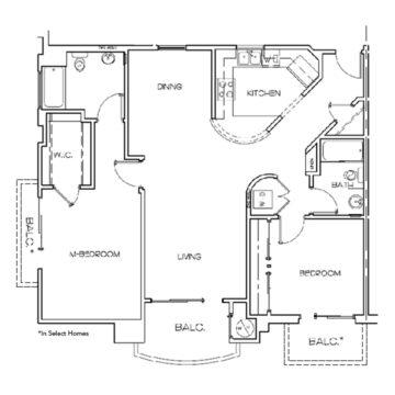 106 floor plan