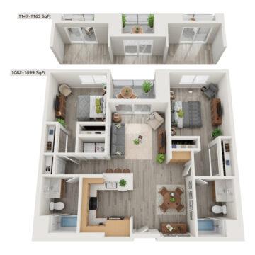 623 floor plan