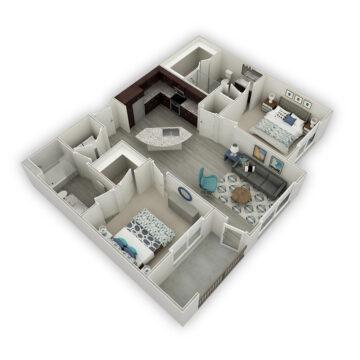 860-107 floor plan