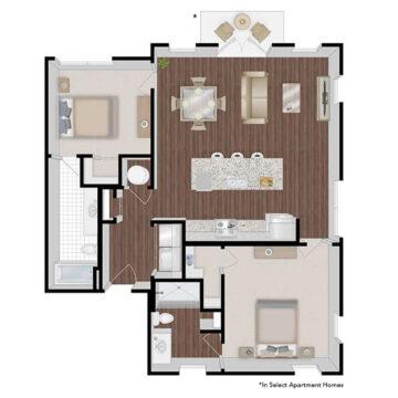119-201 floor plan