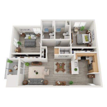 203 floor plan