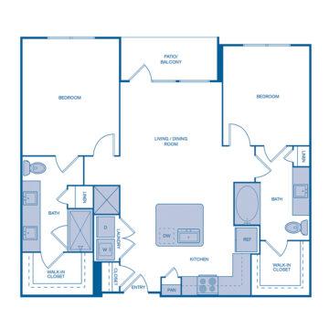 267 floor plan