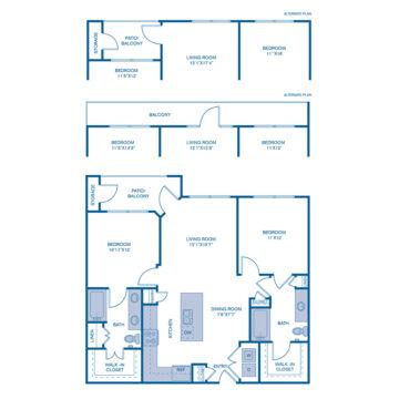 3099 floor plan