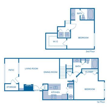 02-G201 floor plan