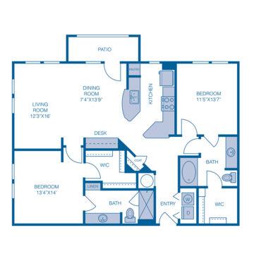 02-227 floor plan