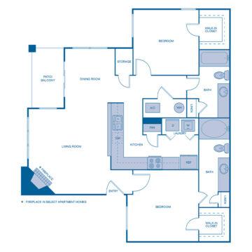 2023 floor plan