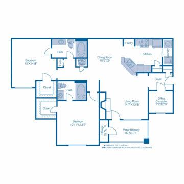 18322 floor plan