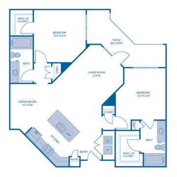 3045 floor plan