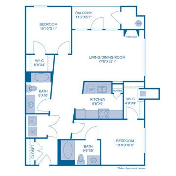 02-204 floor plan