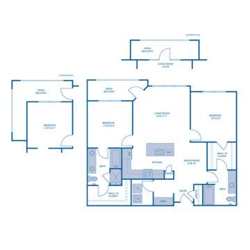 2119 floor plan