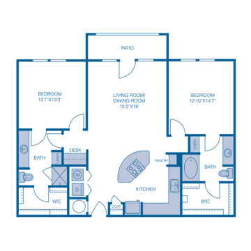 01-258 floor plan