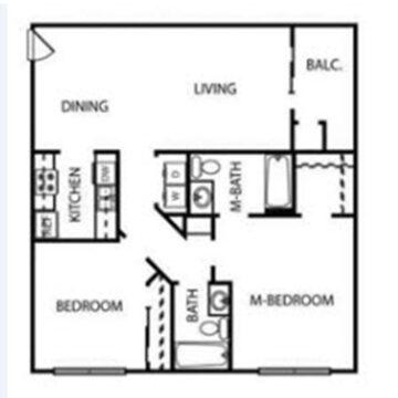 311 floor plan