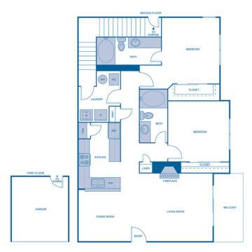 2124 floor plan