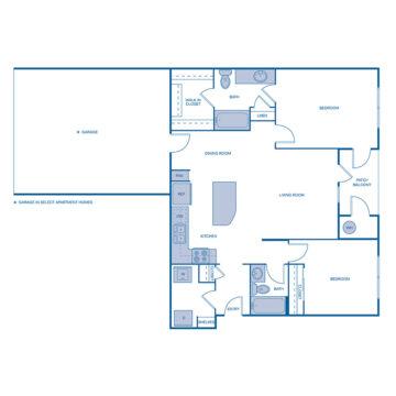 BB-104 floor plan