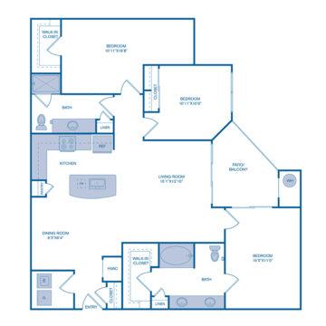 237 floor plan
