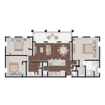 130-101 floor plan