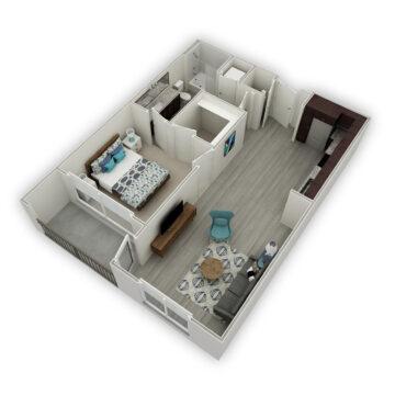 850-221 floor plan