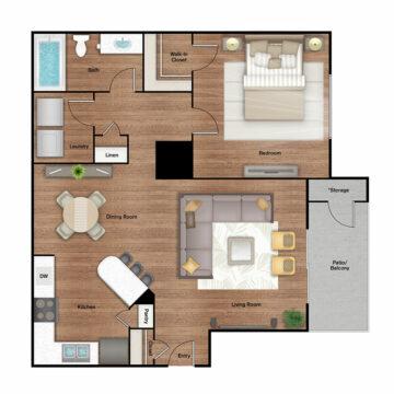 02109 floor plan
