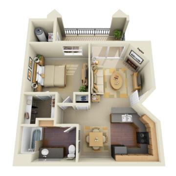 19-110 floor plan