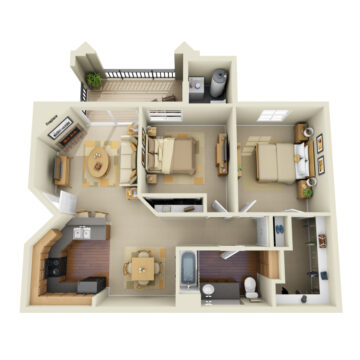 15-206 floor plan