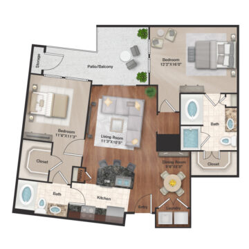 2511 floor plan