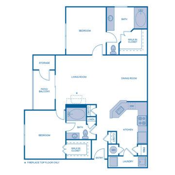 02-14103 floor plan