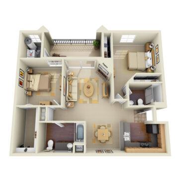 01-304 floor plan
