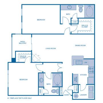 01-02106 floor plan