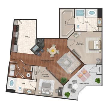 2401 floor plan