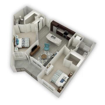 860-218 floor plan