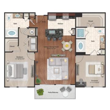0286 floor plan