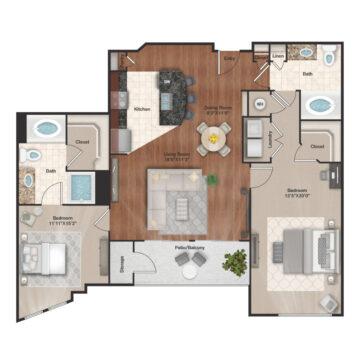 0254 floor plan