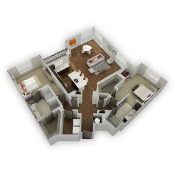 0445 floor plan