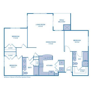 2421 floor plan
