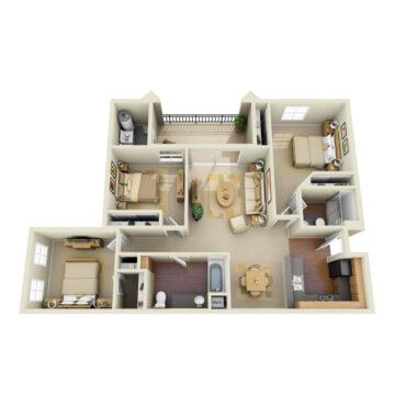 10-201 floor plan